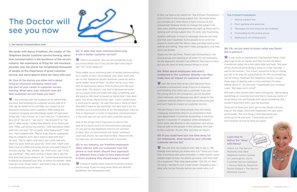 2013 Q4 - Telephone Doctor article-page-001